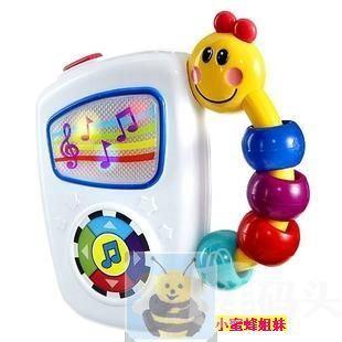 任意两件包邮 Baby Einstein爱因斯坦儿童音乐随身听 婴儿早教益