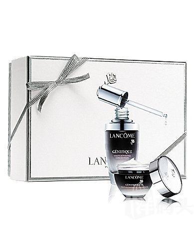 Lancome兰蔻小黑瓶正装礼盒套装价值1340元