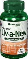 Vitamin World 高含量全方位效护肝胶囊(LIV-A-NEW)