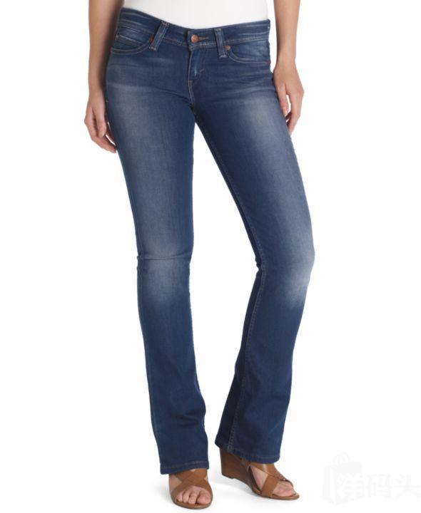 LEVIS/LEVI'S李维斯女式Bold Curve弹性微喇仔裤
