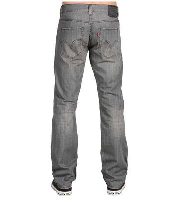 Levi's 李维斯511传统复古修身窄腿牛仔裤
