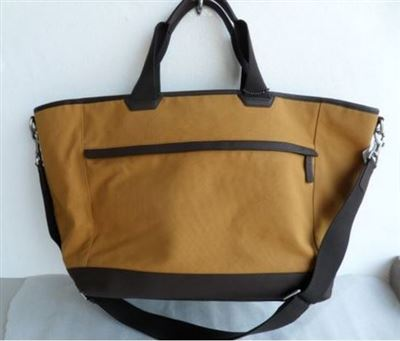 蔻驰 CAMDEN CANVAS WEEKEND TOTE_STYLE  F70931