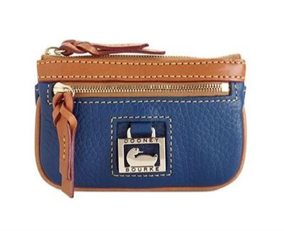 Dooney & Bourke 硬币包Dillen II Small Coin Case